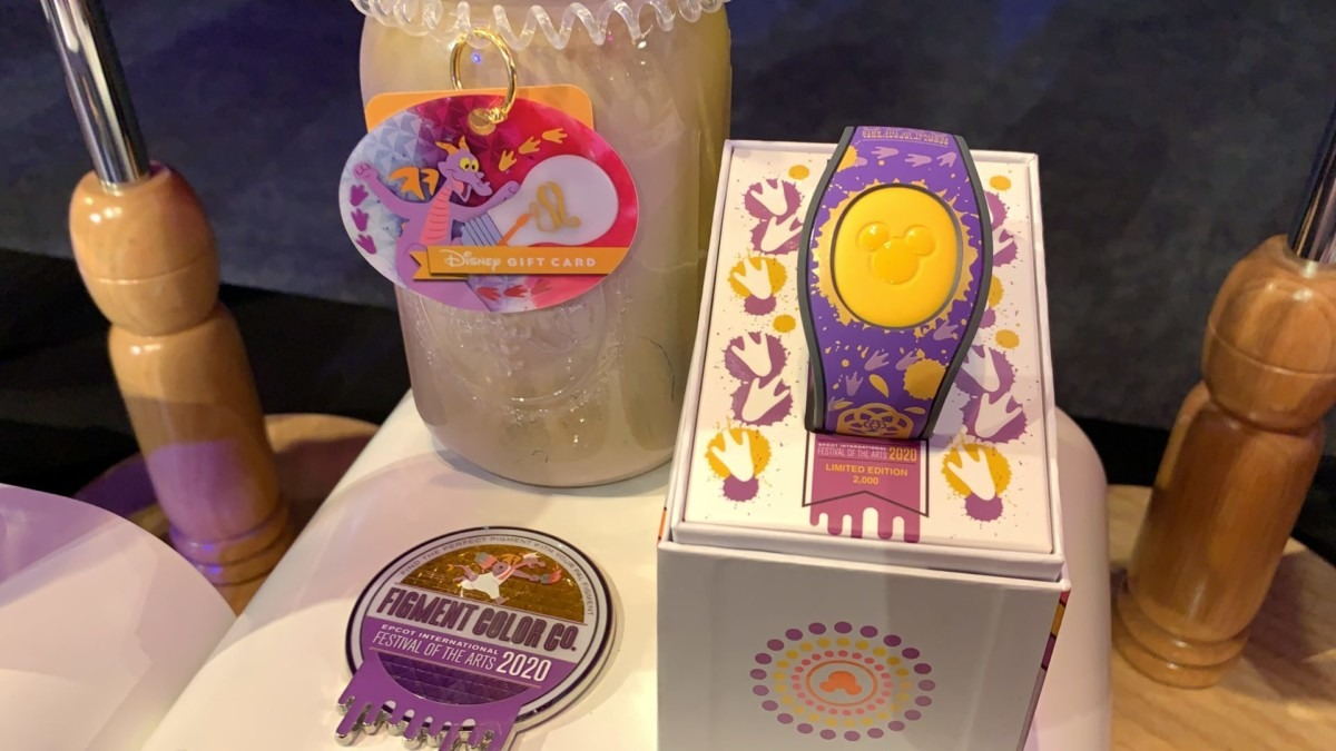 A Closer Look at Merchandise for the Epcot Festival of the Arts #artfulepcot 3