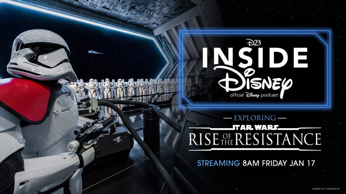 D23 Coverage: Celebrate Opening of Star Wars: Rise of the Resistance at Disneyland Resort 1