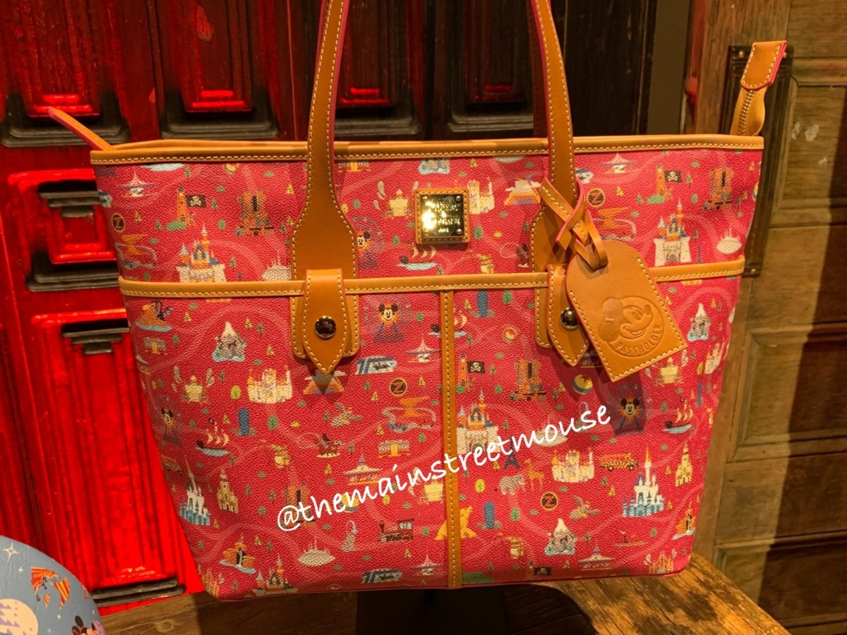 Disney Park Life Collection Dooney & Bourke Out on January 10th! 2