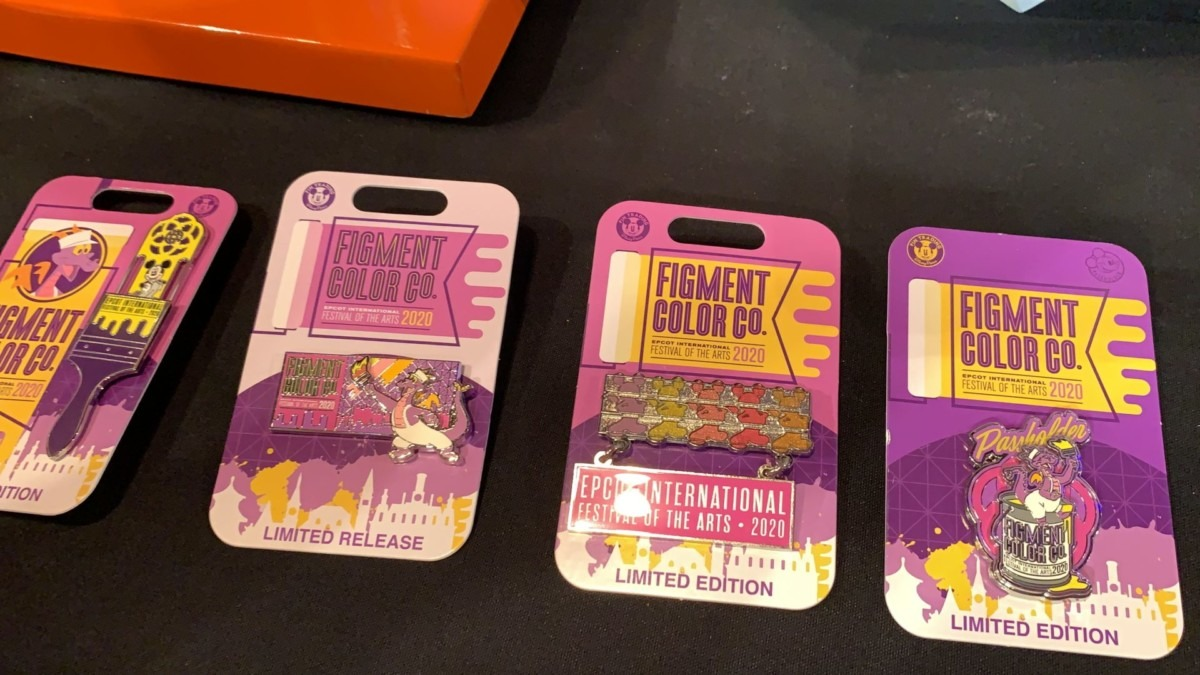 A Closer Look at Merchandise for the Epcot Festival of the Arts #artfulepcot 5