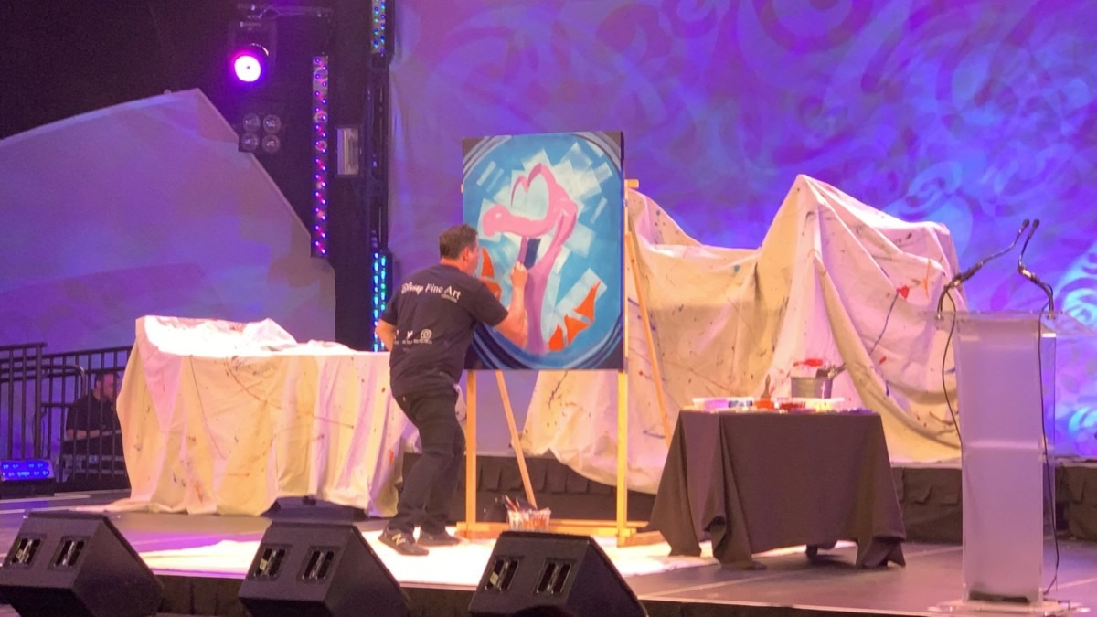 Highlights of the 2020 Epcot International Festival of the Arts #artfulepcot 10