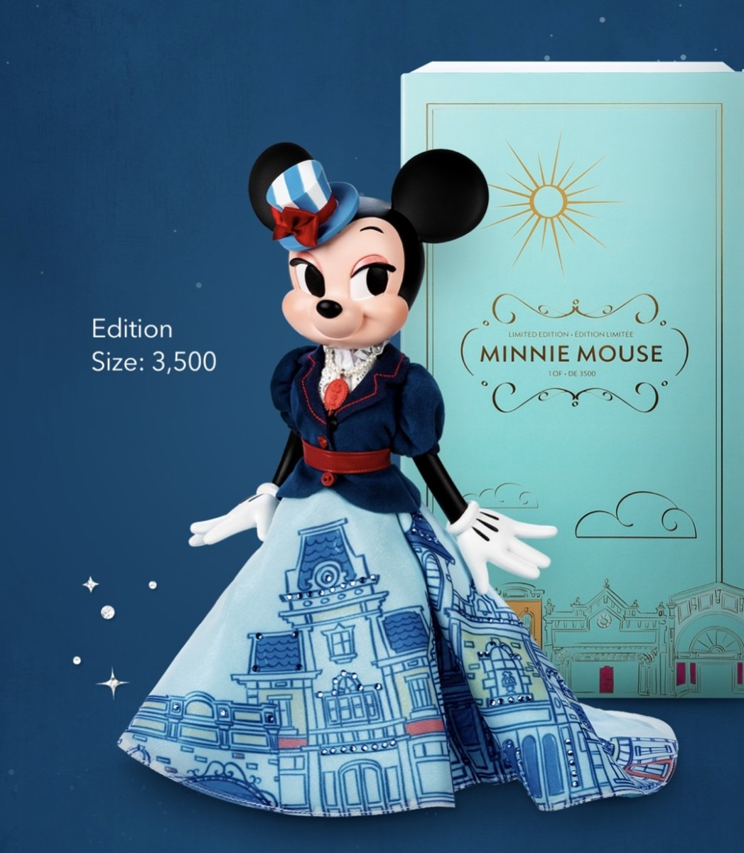 Minnie Mouse: The Main Attraction Figure – Limited Edition 1
