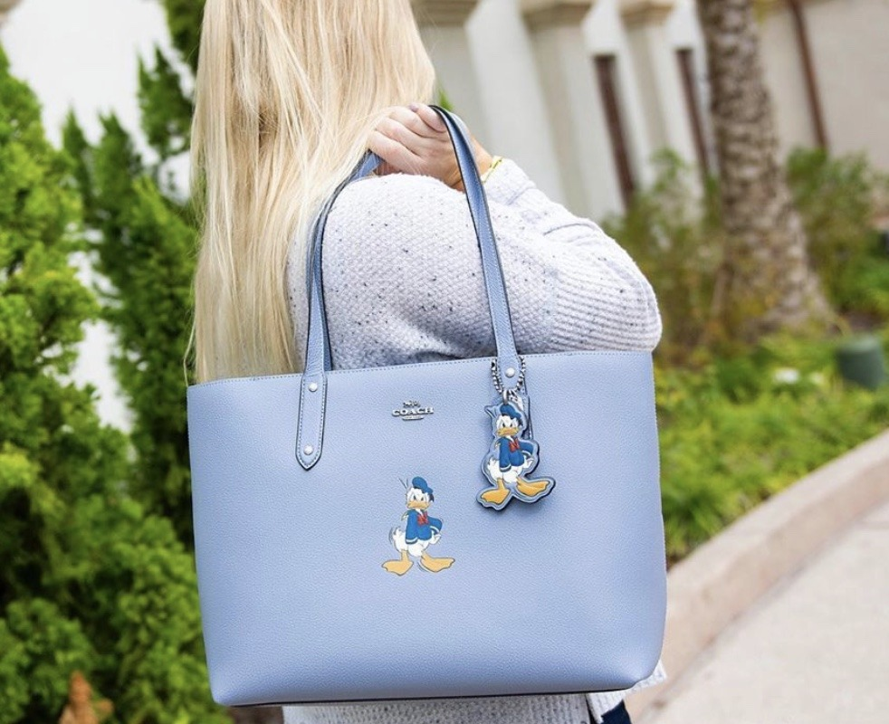 NEW Disney x Coach Line Dropping Tomorrow at Disney Springs 1