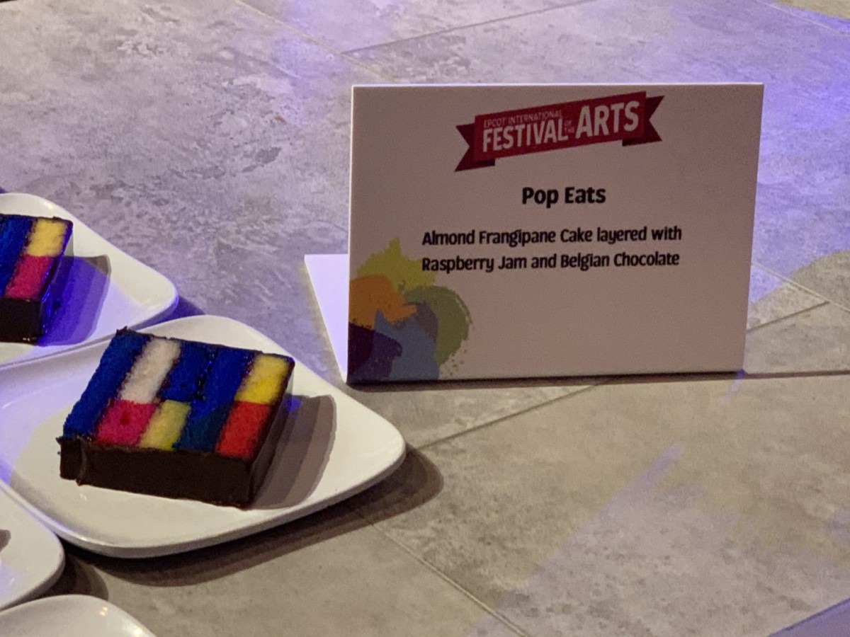 Highlights of the 2020 Epcot International Festival of the Arts #artfulepcot 6