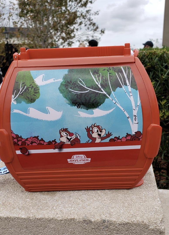New Disney Skyliner Popcorn Buckets at Epcot 4