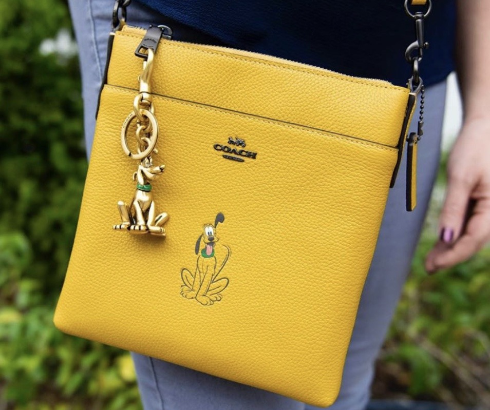 NEW Disney x Coach Line Dropping Tomorrow at Disney Springs 6