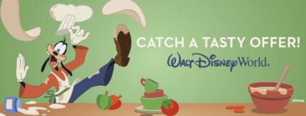 New FREE Dining and Room Discount offers for Walt Disney World! 2