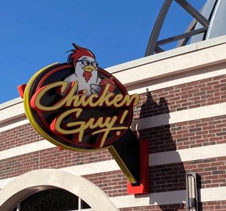 Disney Destinations: Chicken Guy! 1