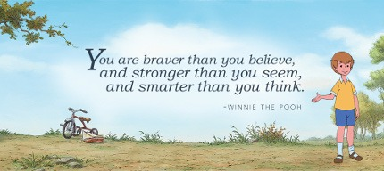20 Quotes In Honor Of National Winnie The Pooh Day 2020 3