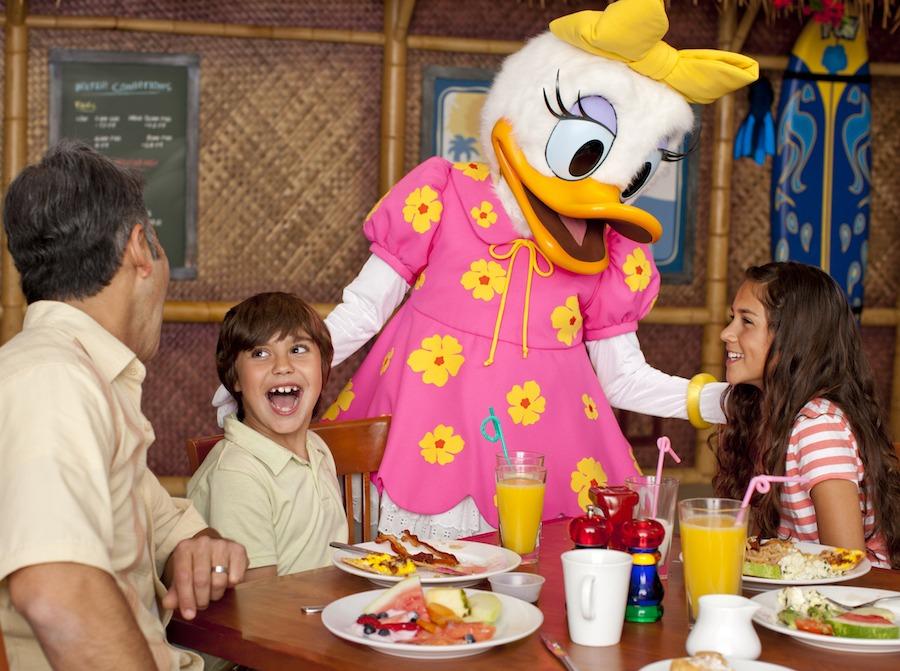 Valentine's Day Dinner Buffet at Disney's PCH Grill at Disneyland Resort