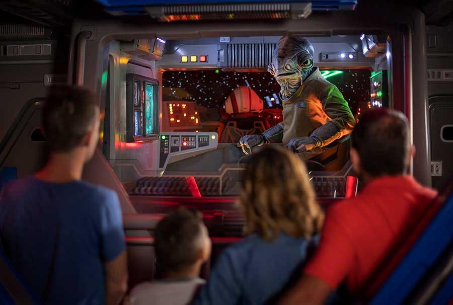 Inside look at Star Wars: Rise of the Resistance, Disneyland Resort