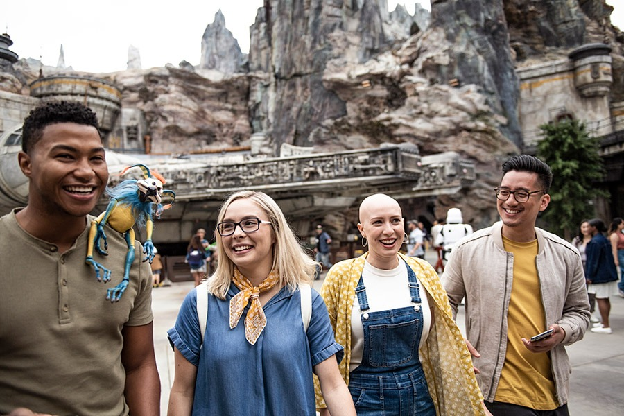 Star Wars Galaxy's Edge at Walt Disney World