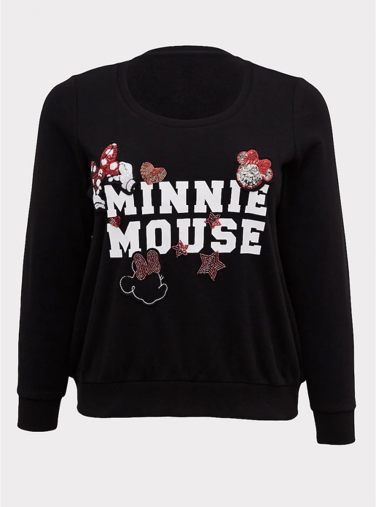 Torrid's new Minnie Mouse collection