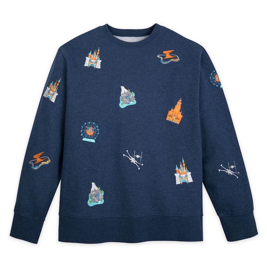 Disney Parks Life Collection Sweatshirt