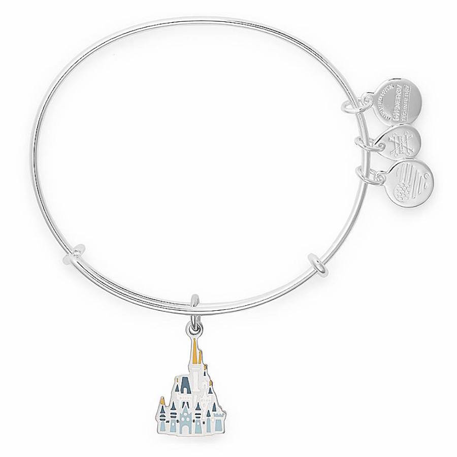 Disney Parks Life Collection Alex and Ani silver bangles