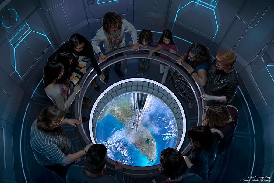 Space 220 at Walt Disney World