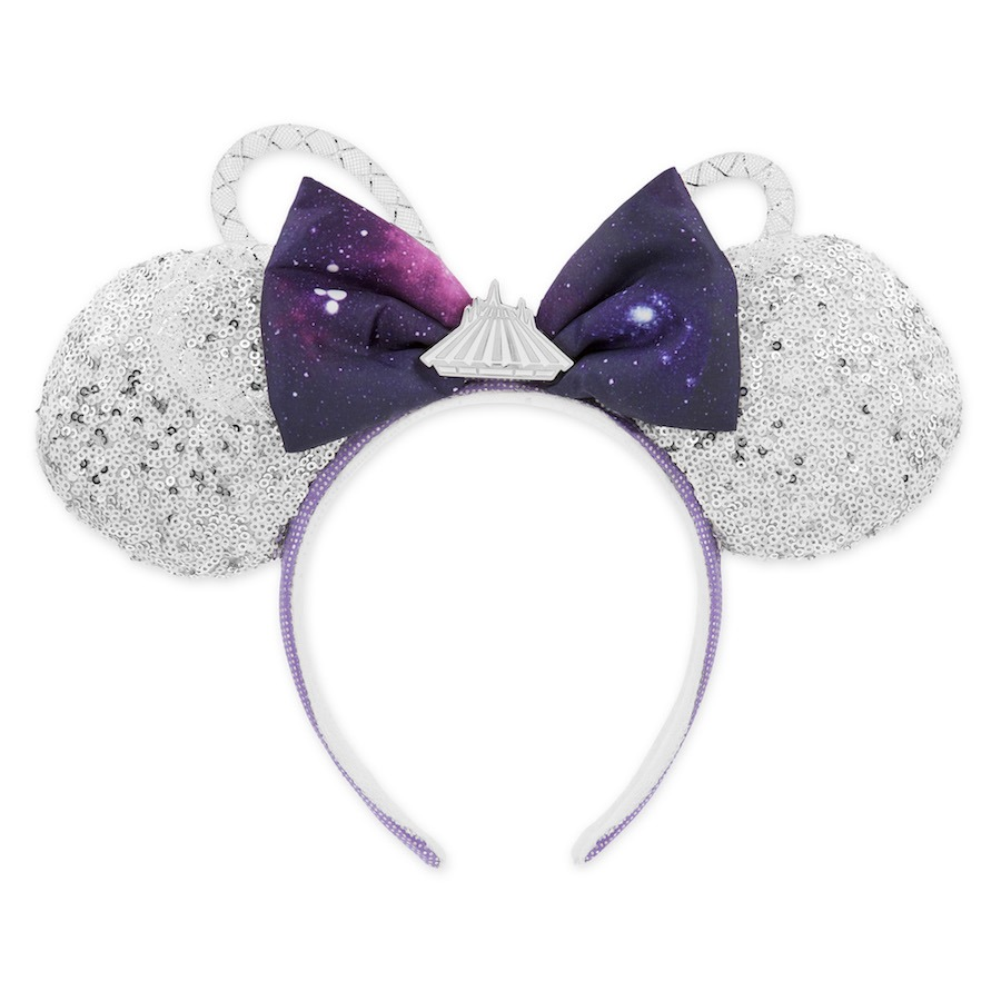 Space Mountain-Inspired Collection from Minnie Mouse: The Main Attraction Ear Headband