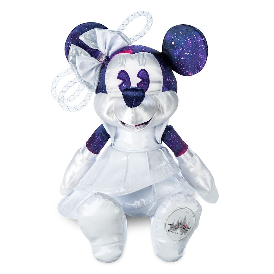 Space Mountain-Inspired Collection from Minnie Mouse: The Main Attraction Plush