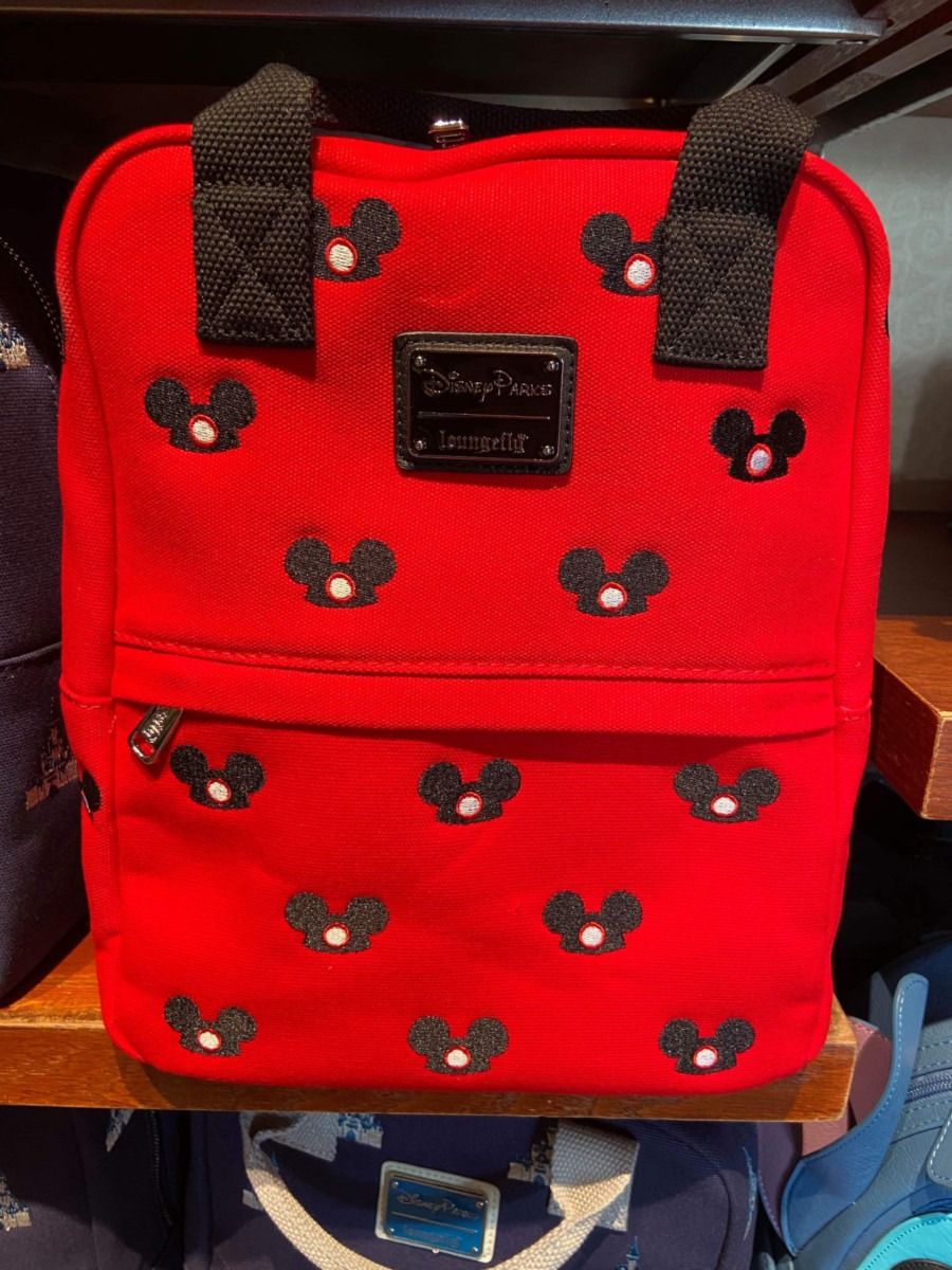 New Canvas Loungefly Backpacks at Disney Parks! 5