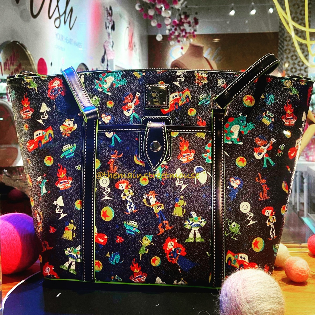 New Pixar Dooney & Bourke Bags Out Tomorrow! 1