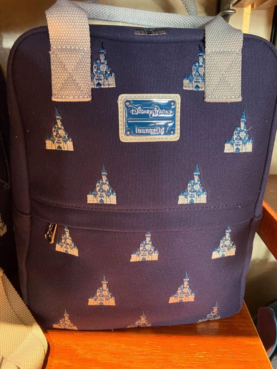 New Canvas Loungefly Backpacks at Disney Parks! 1