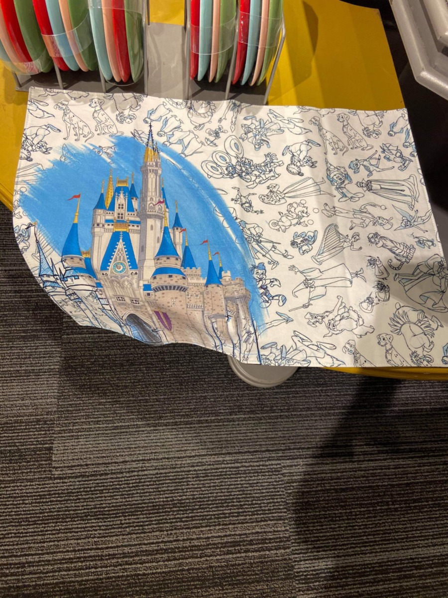 Disney Ink & Paint Line for the Home! 6