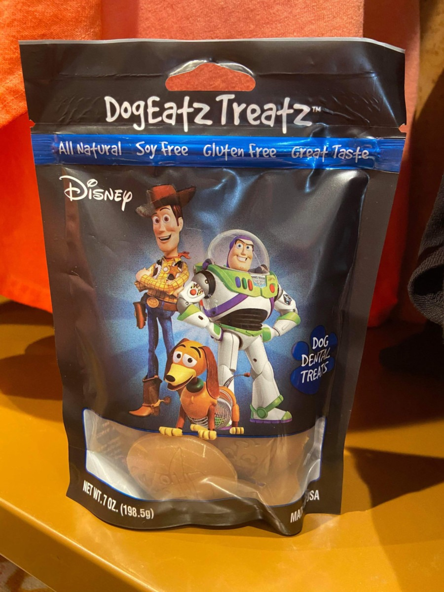 New Dog Treats from Disney Tails 2