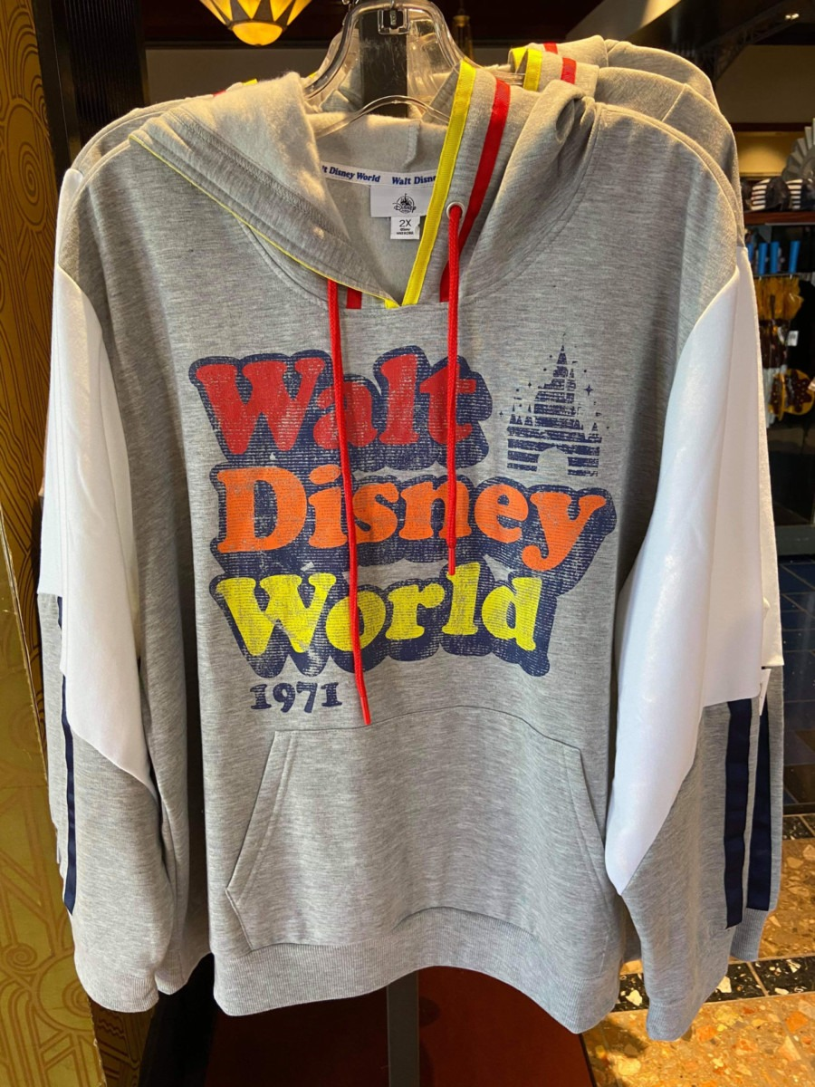 New Retro Style Merch at Disney Parks! Spirit Jersey, Shoes and More! 2