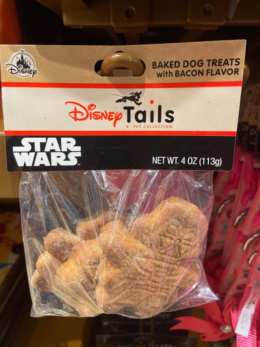 New Dog Treats from Disney Tails 5