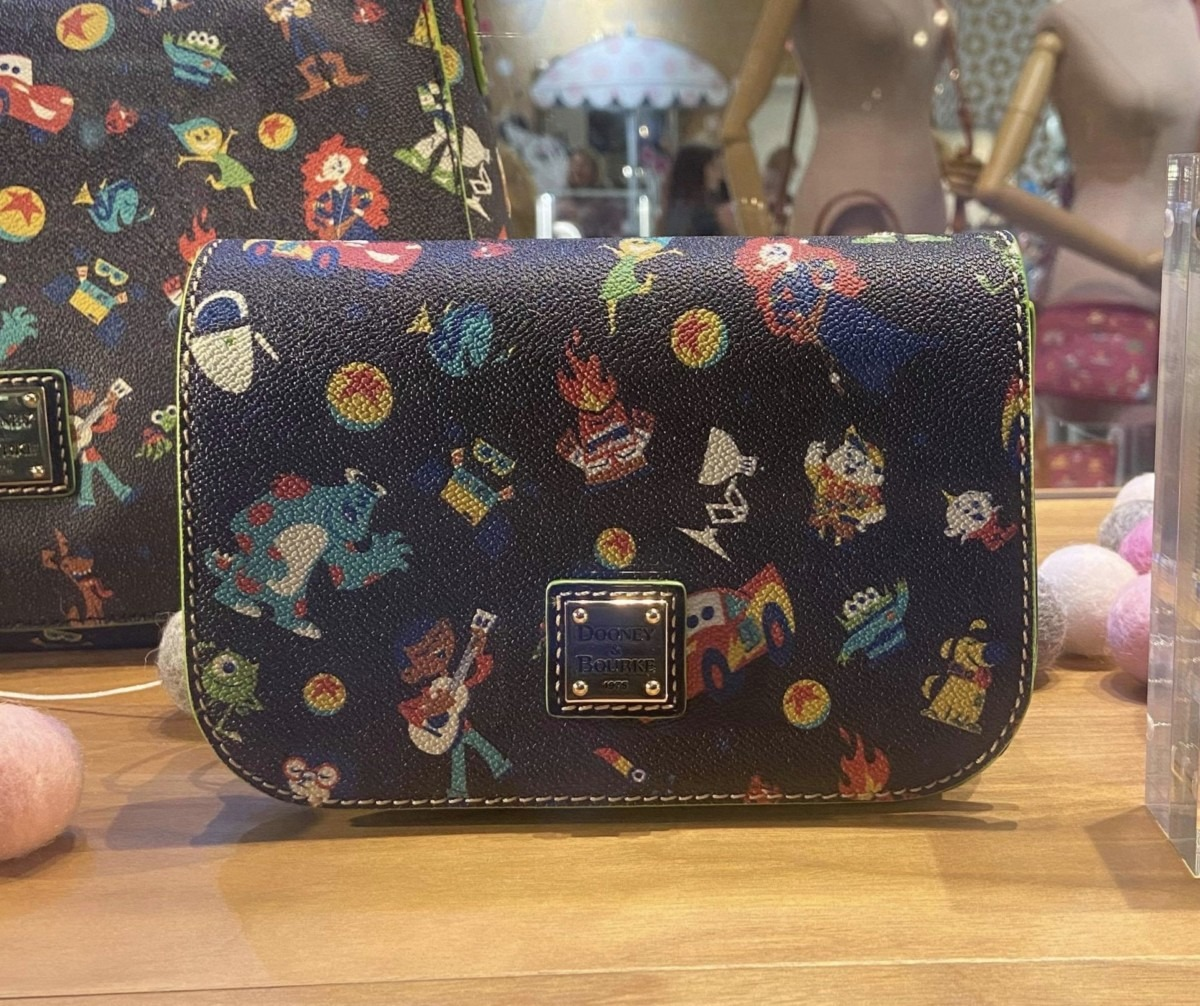 New Pixar Dooney & Bourke Bags Out Tomorrow! 6