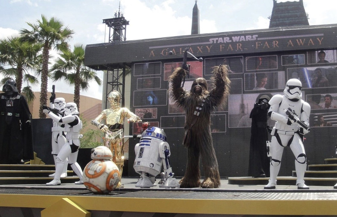 Star Wars Stage Show at Hollywood Studios to End on Feb 22 1