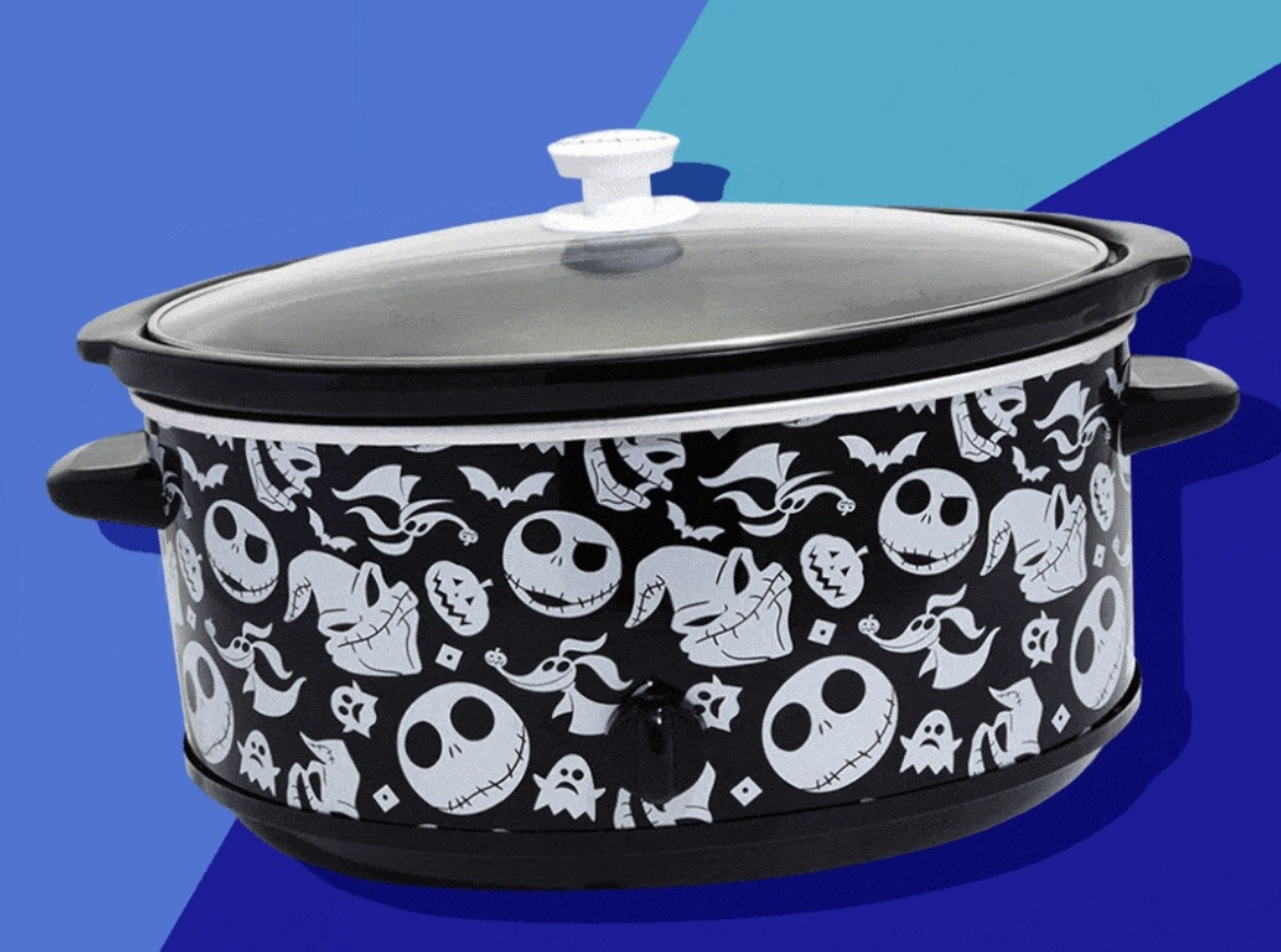 Nightmare Before Christmas Slow Cooker from Box Lunch 1