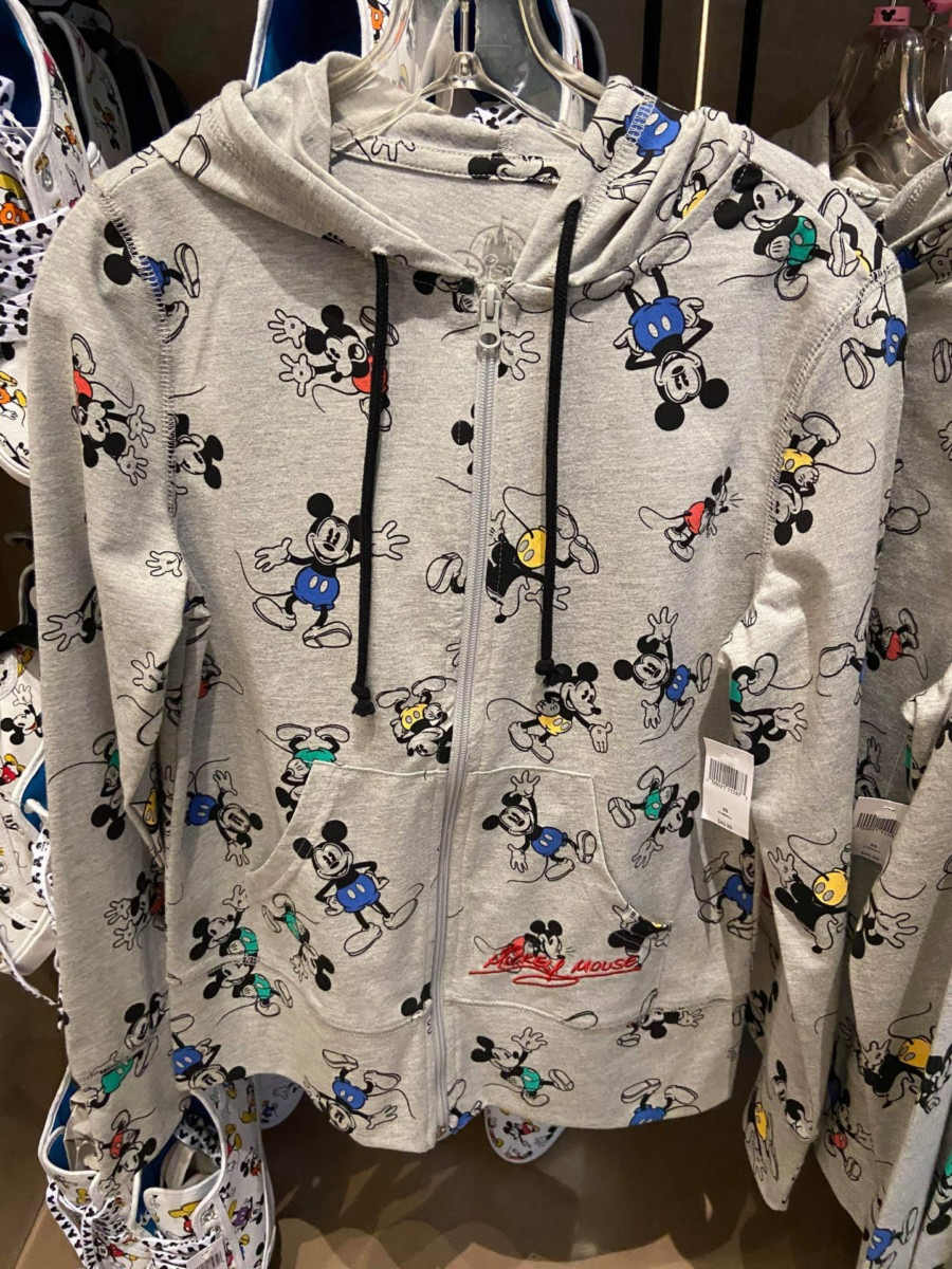 New Retro Style Merch at Disney Parks! Spirit Jersey, Shoes and More! 3