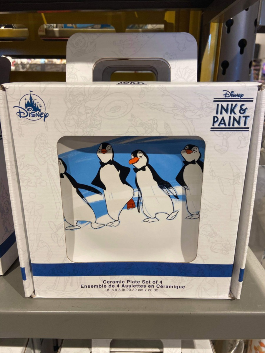 Disney Ink & Paint Line for the Home! 11