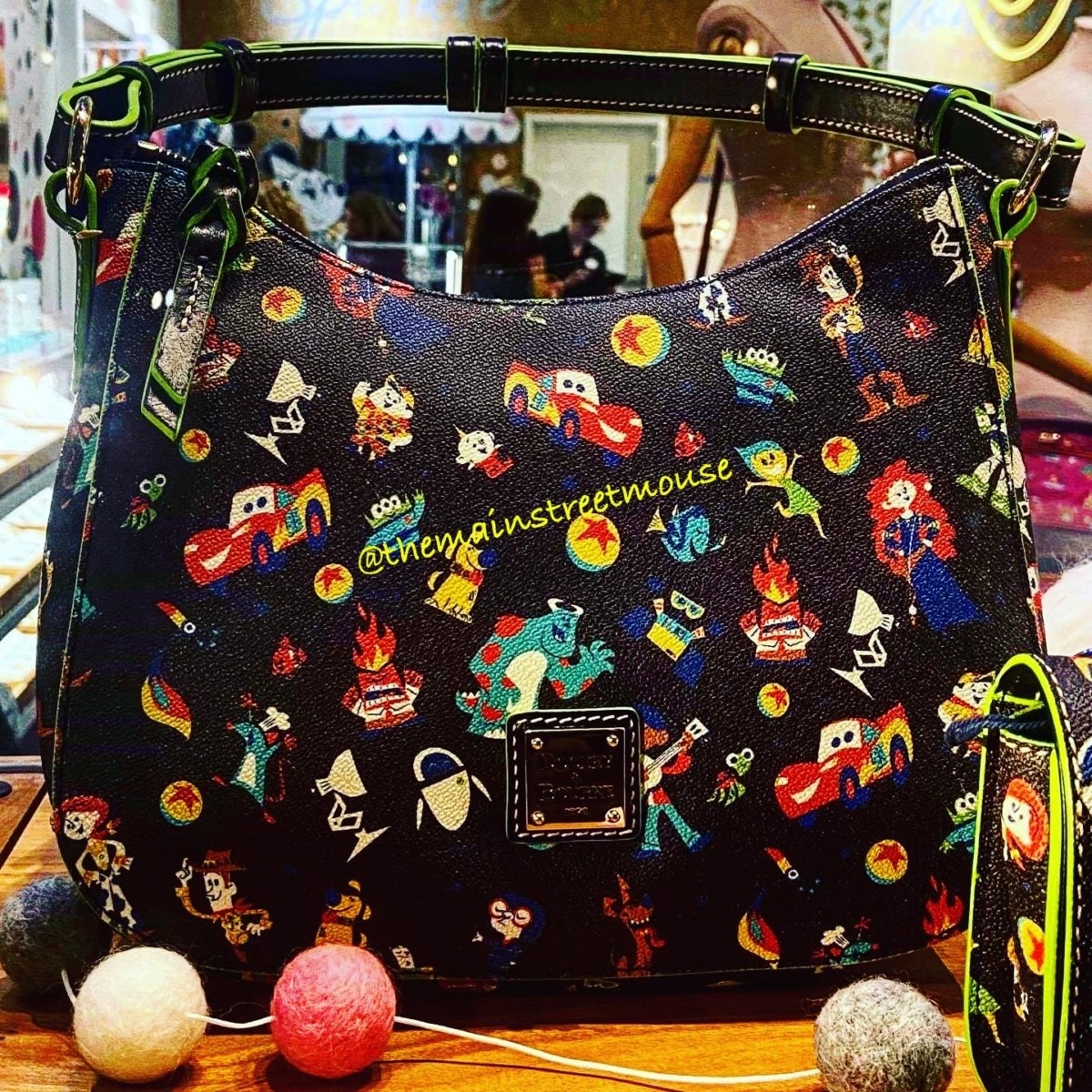 New Pixar Dooney & Bourke Bags Out Tomorrow! 3