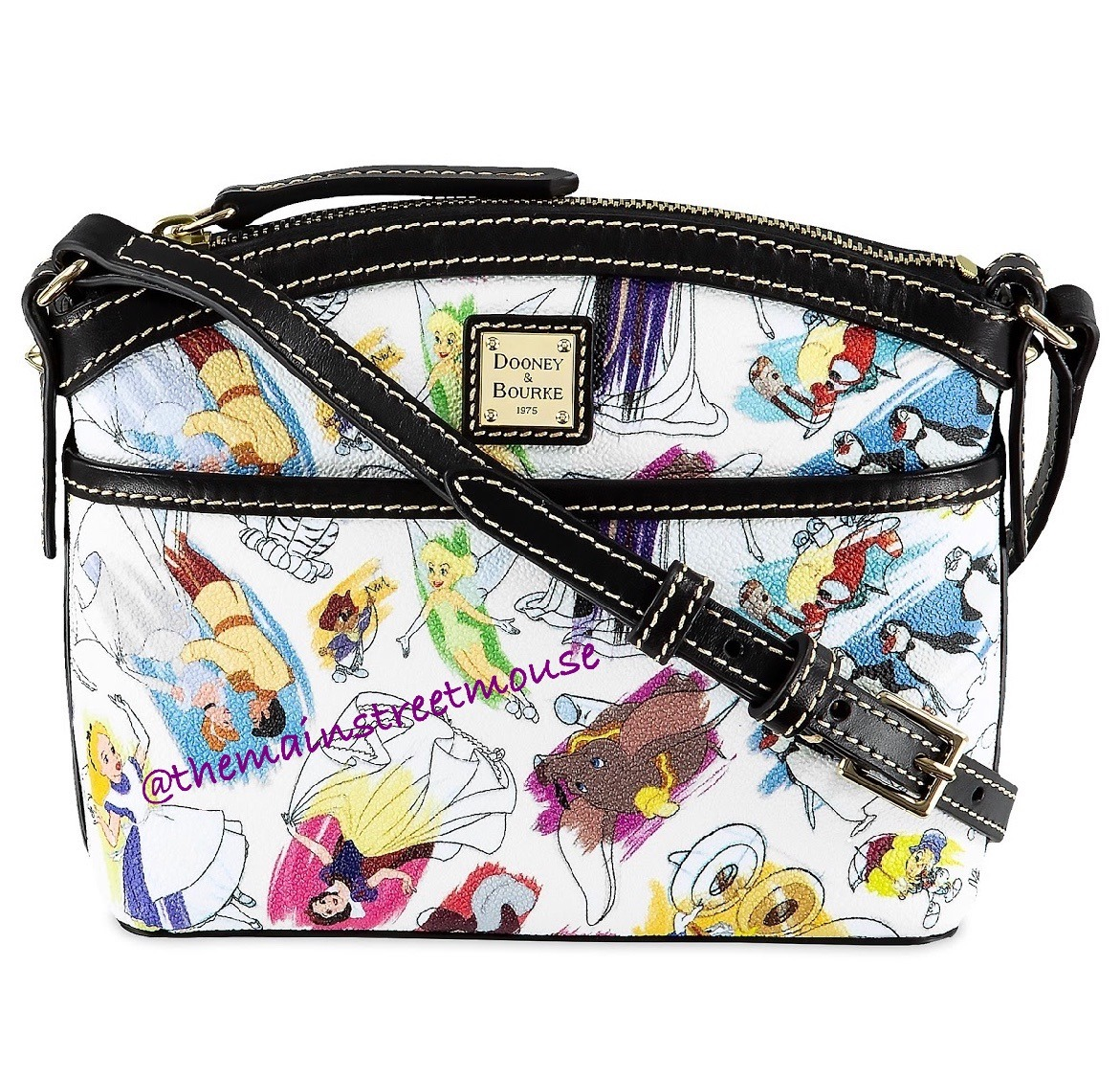 New Disney Ink & Paint Dooney and Bourke Collection! 2