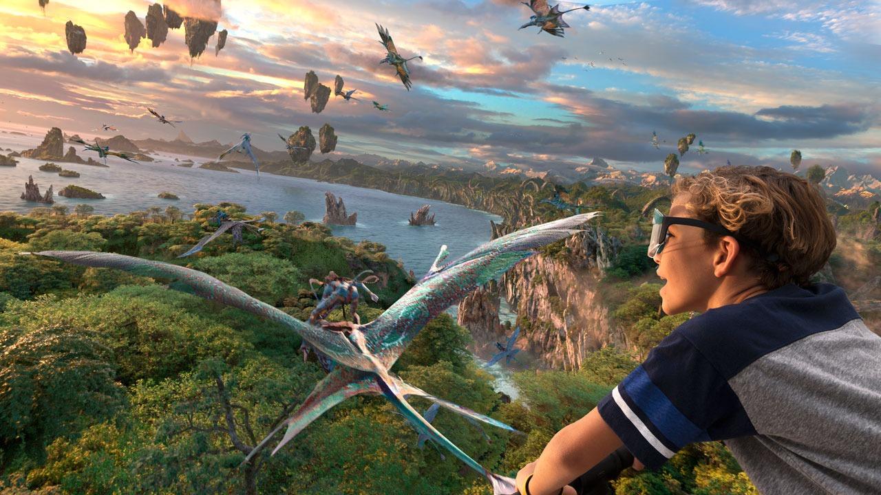 Avatar - Flight of Passage
