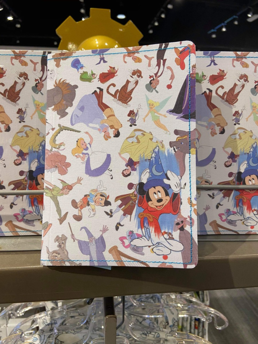 Disney Ink & Paint Line for the Home! 8