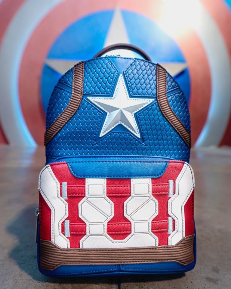 New Marvel Backpacks & Accessories from Loungefly 1