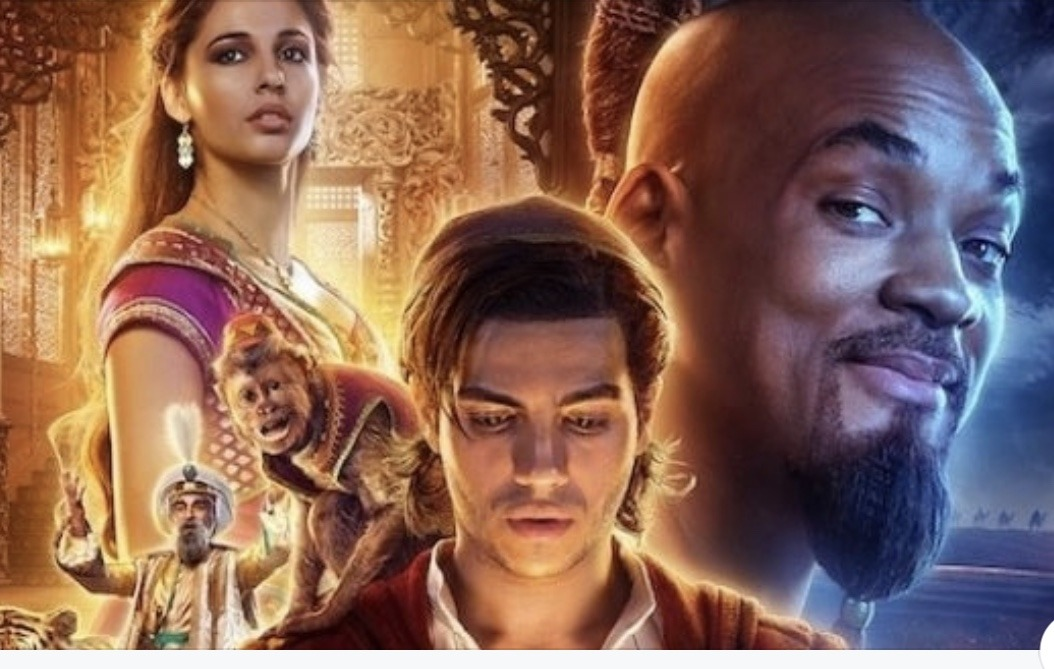Live-Action Aladdin Sequel in the Works at Disney! 1