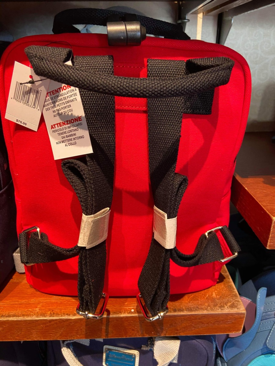 New Canvas Loungefly Backpacks at Disney Parks! 6