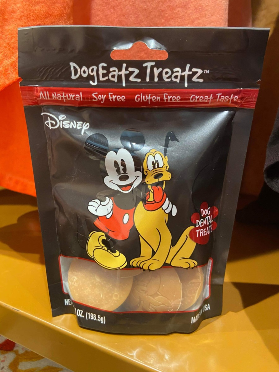 New Dog Treats from Disney Tails 1