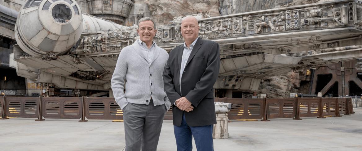 Bob Chapek Named Chief Executive Officer of The Walt Disney Company 1