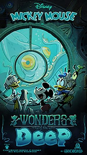 Wonders of Deep Poster