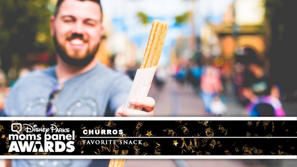 Churro at the Disneyland Resort