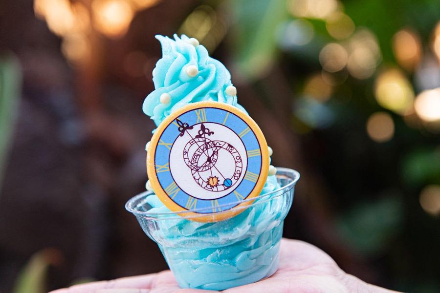 Cinderella Soft-Serve from Pineapple Lanai at Disney's Polynesian Village Resort