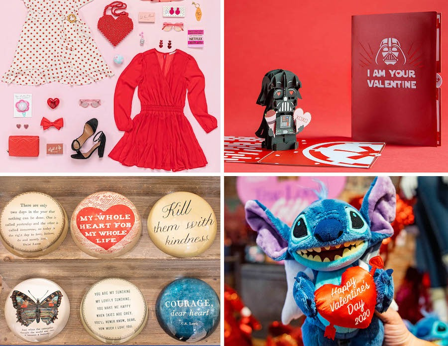 Gifts for Valentine's Day from Disney Springs