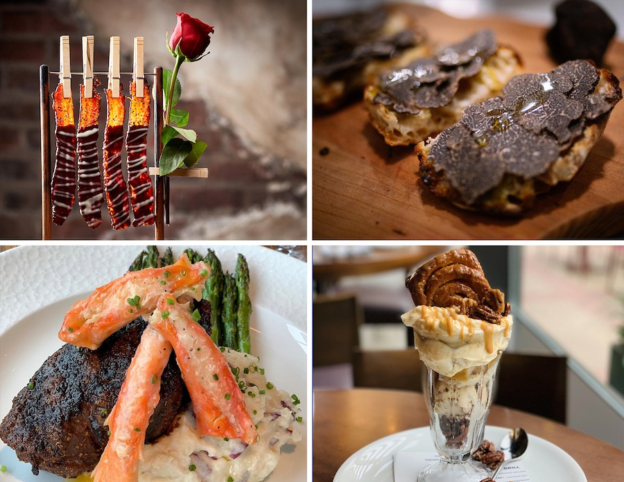 Dining options for Valentine's Day at Disney Springs