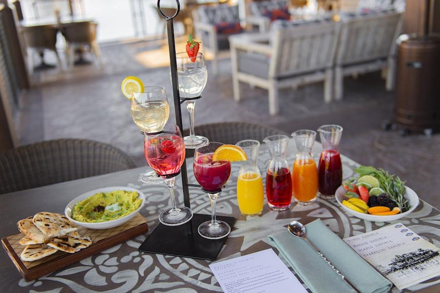 Sangria University at Three Bridges Bar & Grill at Disney's Coronado Springs Resort