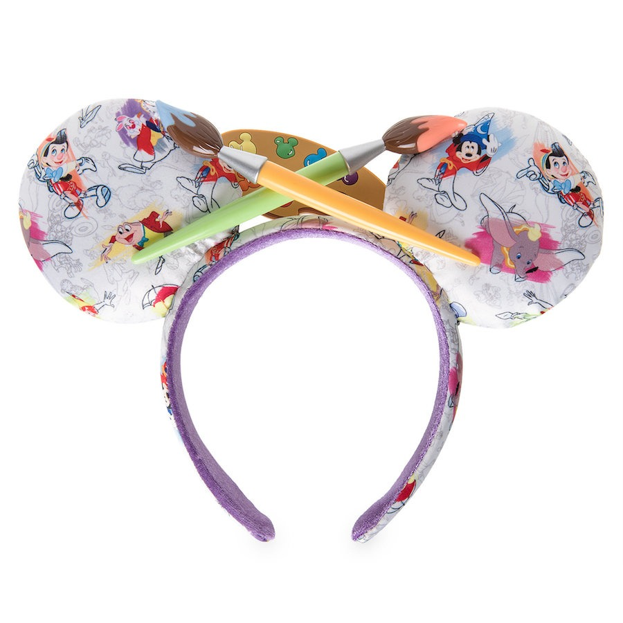 Ink & Paint Ear Headband